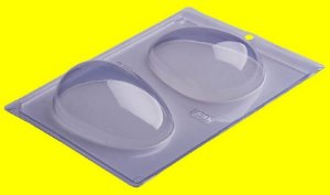Forma Especial Ovo Liso 100g Cod 31 - Porto Formas - Rizzo Embalagens