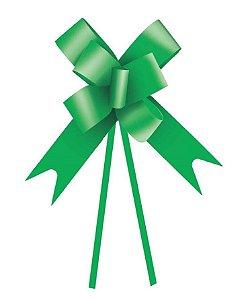 Laço Fácil Verde - 10 unidades - Cromus - Rizzo Embalagens