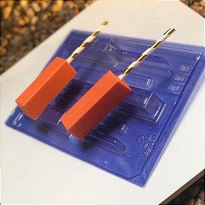 Forma Especial Pirulito Vertical Ref 56 - Porto Formas - Rizzo Embalagens