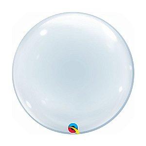 """Balão de Festa Bubble 20"""" 51cm - 01 Unidade - Qualatex - Rizzo Balões"""