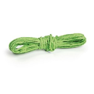 Fio Decorativo Torcido 5 metros Verde - Cromus Páscoa - Rizzo Embalagens