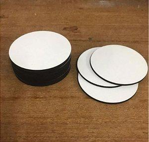 Cake Board Redondo em MDF Face Branca - 01 unidade - RGR - Rizzo Embalagens