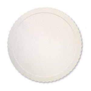 Base para Bolo Cake Board Redondo 32cm - 01unidade - Ultrafest - Rizzo Embalagens