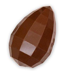 Forma Prática Ovo Diamantado 250g FP164 - 01 unidade - Crystal Formas - Rizzo Embalagens