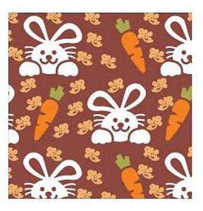 Transfer para Chocolate Páscoa TRP 0034 - Stalden - Rizzo Embalagens