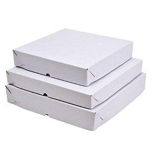 Caixa para transporte Doces e Salgados 40x40x5cm - Especial 2 - Niagara - Rizzo Embalagens
