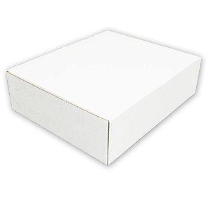 Caixa para Bolo 40x40x12 cm - Nº 09 - Niagara - 01 unidade - Rizzo Embalagens