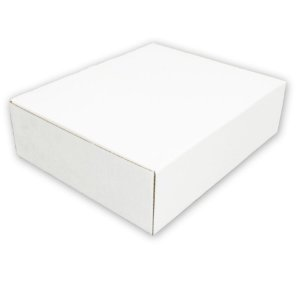 Caixa para Bolo Alta 28x28x12 cm - Nº 07 - Niagara