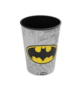 Copo de Plástico Festa Batman 320Ml - Plasútil - Rizzo Festas