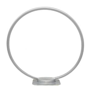 Arco de Mesa para Balão - Prata - Rizzo Embalagens