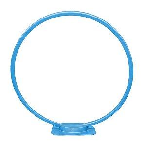 Arco de Mesa para Balão - Azul Claro - Rizzo Embalagens