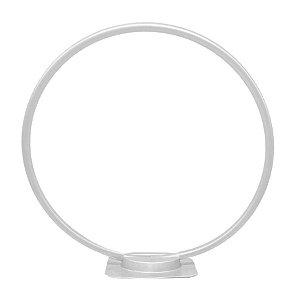 Arco de Mesa para Balão - Branco - Rizzo Embalagens