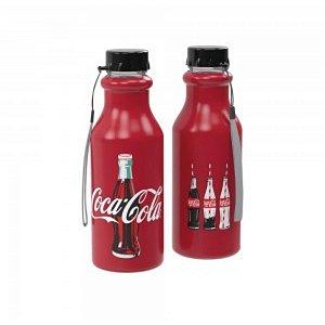 Garrafa Retrô Coca Cola Vermelha 500ML - 1 unidade - Plasútil