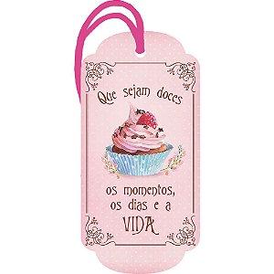 Tag de Páscoa Madeira DHT2-046 - LitoArte - Rizzo Embalagens