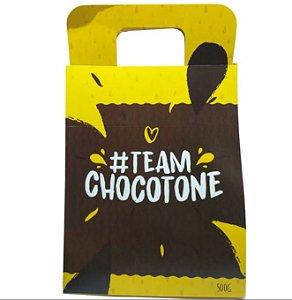 Sacola de Papel para Chocotone 100g - 1 unidade - Sulformas - Rizzo Embalagens