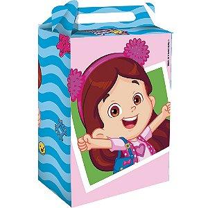 Caixa Surpresa Festa Maria Clara e JP - 08 unidades - Festcolor - Rizzo Festas