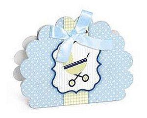 Caixa Bem Casado Little Boy - 11x8cm - 24 unidades - Cromus Festas