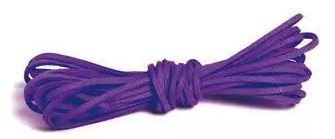 Fio Decorativo de Tecido - Violeta - 5 metros - Cromus - Rizzo Embalagens