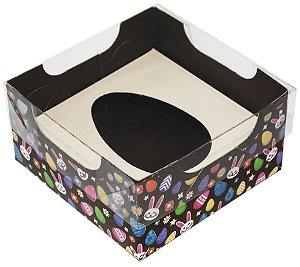 Caixa Ovo de Colher de 50g - Encanto Creme Kids Cód 1485 - 10 unidades - Ideia Embalagens - Rizzo