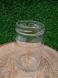 Potinho de Vidro Cereja 150ml 10x6cm - Rizzo Embalagens