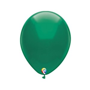 Balão de Festa Látex - Verde Cristal - Sensacional - Rizzo Embalagens