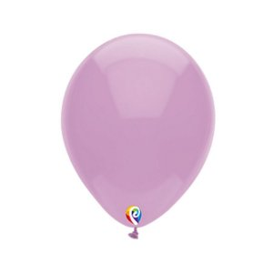 Balão de Festa Látex - Lilas - Sensacional - Rizzo Embalagens
