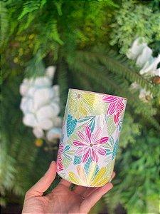 Tiras Decorativas Floral G - 05 unidades - Rizzo Embalagens