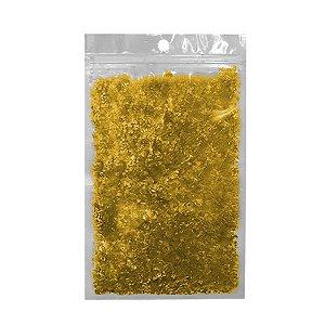 Confete Metalizado 15g - Dourado - Artlille - Rizzo Embalagens