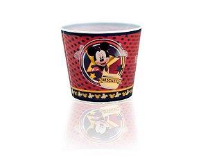Balde Pipoca de Plástico 3D Festa Mickey 1L - 1 Unidade - Regina - Rizzo Festas