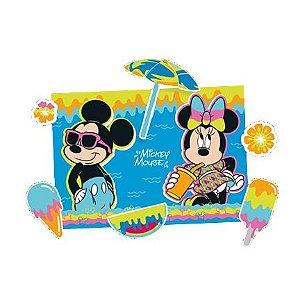 Kit Decorativo Mickey Cores 01 Unidade - Regina - Rizzo Festas