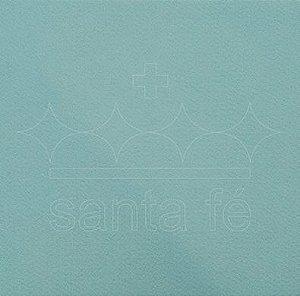 Feltro Liso 1 X 1,4 mt - Verde Porto Paraty 054 - Santa Fé - Rizzo Embalagens