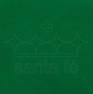 Feltro Liso 1 X 1,4 mt - Verde Bilhar 003 - Santa Fé - Rizzo Embalagens