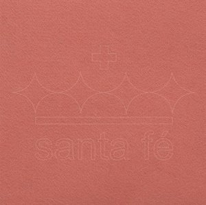Feltro Liso 1 X 1,4 mt - Rosa Pessego 051 - Santa Fé - Rizzo Embalagens