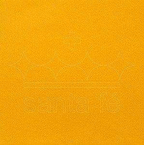 Feltro Liso 1 X 1,4 mt - Amarelo Ouro 044 - Santa Fé - Rizzo Embalagens