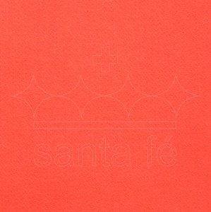 Feltro Liso 30 X 70 cm - Coral Candy Color 046 - Santa Fé - Rizzo Embalagens