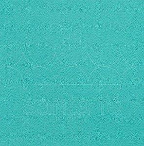 Feltro Liso 30 X 70 cm - Verde Candy Color 085 - Santa Fé - Rizzo Embalagens