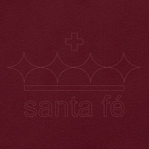Feltro Liso 30 X 70 cm - Vermelho Coleira 091 - Santa Fé - Rizzo Embalagens