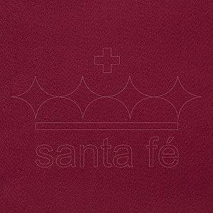 Feltro Liso 30 X 70 cm - Rubi 018 - Santa Fé - Rizzo Embalagens