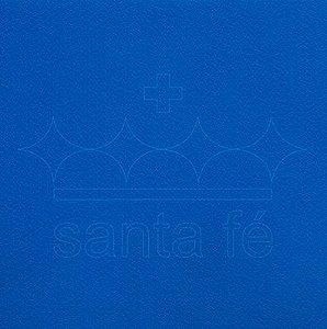 Feltro Liso 30 X 70 cm - Azul Oceano 083 - Santa Fé - Rizzo Embalagens