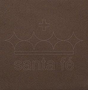 Feltro Liso 30 X 70 cm - Marrom Terra 027 - Santa Fé - Rizzo Embalagens