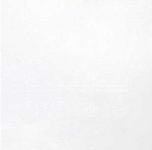 Feltro Liso 30 X 70 cm - Branco 035 - Santa Fé - Rizzo Embalagens