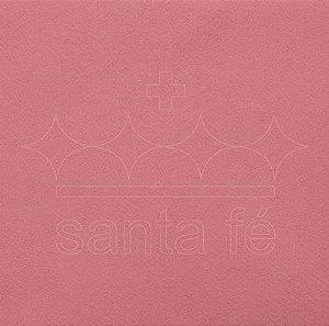 Feltro Liso 30 X 70 cm - Rosa Claro 014 - Santa Fé - Rizzo Embalagens
