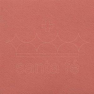 Feltro Liso 30 X 70 cm - Rosa Pessego 051 - Santa Fé - Rizzo Embalagens