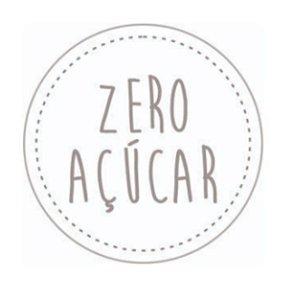 Etiqueta Adesiva Zero Açúcar - 100 unidades - Rizzo Embalagens