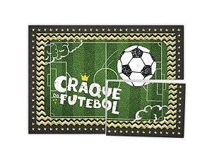 Painel Decorativo 126X88 Cm Festa Futebol 01 Unidade - Regina - Rizzo Festas