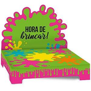 Base Para Doces Pink Festa Hora De Brincar 01 Unidade - Regina - Rizzo Festas
