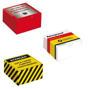 Caixa Divertida Doses Diárias Sortido - 10 unidades - Cromus - Rizzo Embalagens