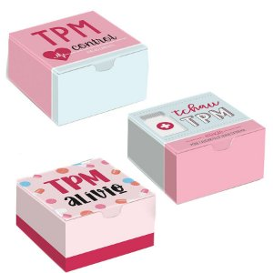 Caixa Divertida TPM Sortido - 10 unidades - Cromus - Rizzo Embalagens