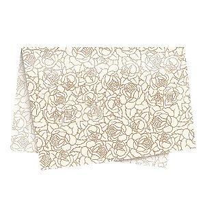 Papel de Seda - 49x69cm - Gabriella - 10 folhas - Rizzo Embalagens