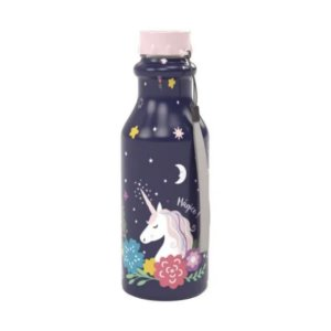 Garrafa Retro Unicornio 500ml - Plasútil - Rizzo
